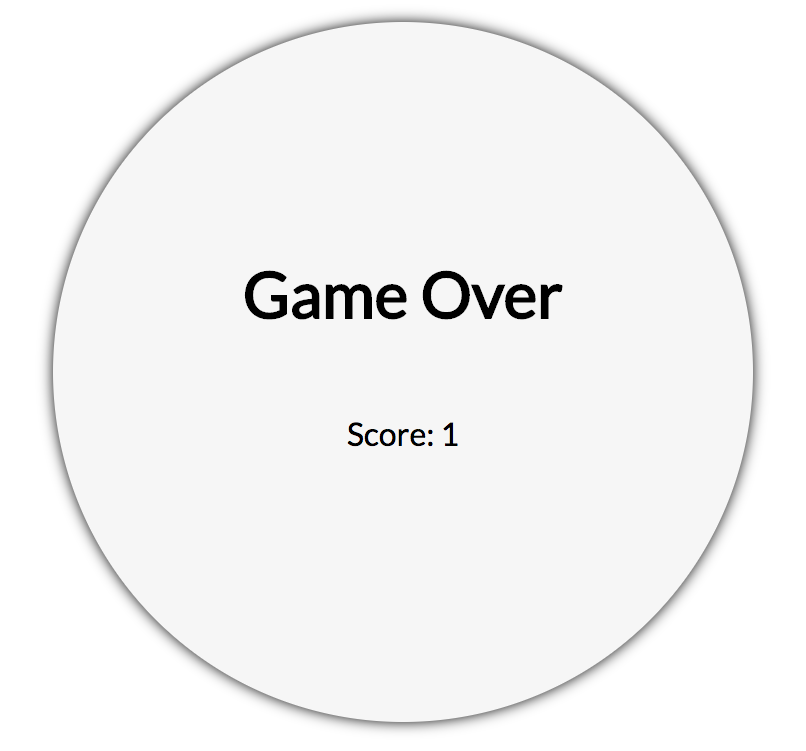 Crazy Clicker – My First JS Project