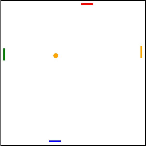 Crazy Pong – My Second JS Project